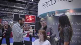 KeraStraight Salon International 2013