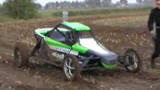 getlinkyoutube.com-Test crossauto F&S kawasaki zx 14 oktober 09