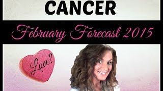 getlinkyoutube.com-CANCER-February 2015 Forecast