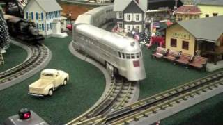 getlinkyoutube.com-Tidewater312's O Scale - 3 Rail Layout 3