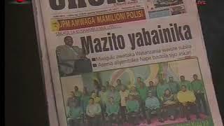 Magazeti September 29 TBC