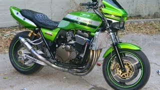 USA ZRX1200 - WITH DAEG FAIRING!!! + K-Factory full titanium exhaust !! **UPDATE**