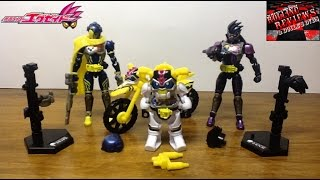 Review: Candy Toy Kamen Rider Ex-Aid So Do Stage 2 - 装動 仮面ライダーエグゼイド STAGE2