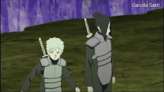 Boruto episode 39 (orochimaru vs old mitsuki) sub indo width=