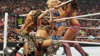 getlinkyoutube.com-Raw: Diva Summer Spectacular - Viewer's Choice Divas Battle Royal