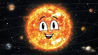 getlinkyoutube.com-Planet Song for Kids/Solar System Song for Children/Sun Song for Kids