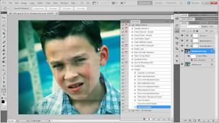 getlinkyoutube.com-Photoshop - Apply an Action to Multiple Photos