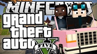getlinkyoutube.com-Minecraft | Grand Theft Auto (GTA) | INDESTRUCTIBLE PINK CAR! | Mods Showcase