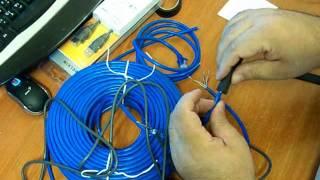 getlinkyoutube.com-تحويل كيبل الشبكة إلى كيبل USB