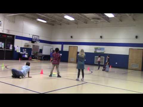 Classroom Management and Affective Assessment in Elementary PE (1st Grade)
