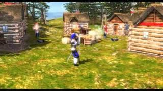 getlinkyoutube.com-Age of Empires 3  - A Nice War