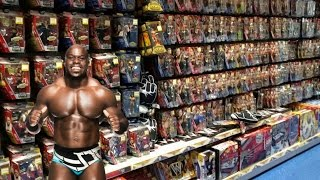 getlinkyoutube.com-Crewsin' For Apollo!! - WWE Mattel Figure Toy Hunt
