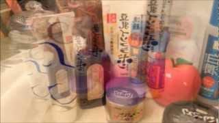 getlinkyoutube.com-朝と夜のスキンケア/My Skincare Routine