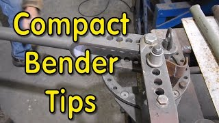 getlinkyoutube.com-Making Tube Clamps - Compact Bender Tips