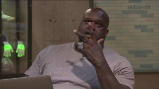 Area 21: Where Did Shaq Have the Most Fun? | Inside the NBA | NBA on TNT