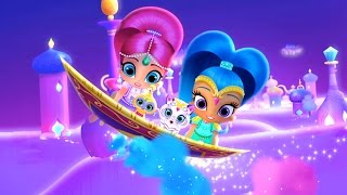 getlinkyoutube.com-Shimmer and Shine - Genie Palace Divine Full HD Game Episode
