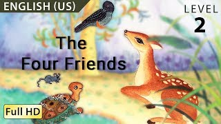 "getlinkyoutube.com-The Four Friends: Learn English (US) with subtitles - Story for Children ""BookBox.com"""