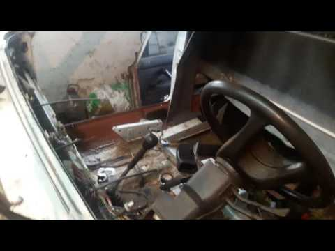 Ваз 2111 (2110) замена рамки радиатора и капота