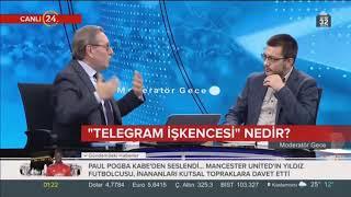 Salih Mirzabeyoğlu'na Telegram Suikasti