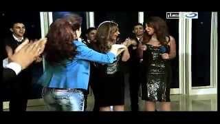 getlinkyoutube.com-ليلى علوى ترقص على أغنيه اه يا دنيا مع المطربه بوسى