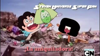 getlinkyoutube.com-Peridot la Aniquiladora - Steven Universe