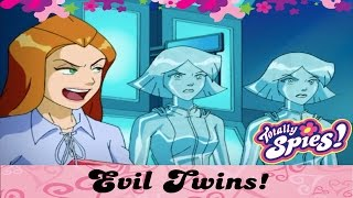 Evil Twins! | Totally Spies