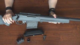 getlinkyoutube.com-(Airsoft) Unboxing the AS-01 Amoeba sniper rifle