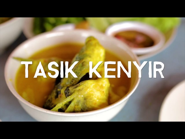 EAT: Kenyir Lake