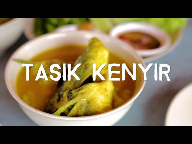 EAT: Kenyir Lake