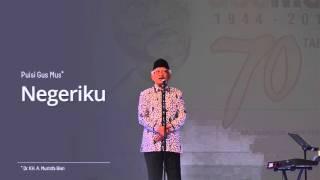getlinkyoutube.com-Puisi Gus Mus -  Negeriku