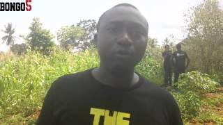 Mwigizaji Ringo akiongea na Bongo5 alipo kuwa kwenye msiba wa sharomilionea