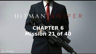 getlinkyoutube.com-Hitman: Sniper   Chapter 6   Mission 21 of 40