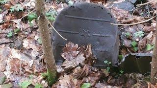 """getlinkyoutube.com-Коп в лесу . """"подснежники""""2014"""