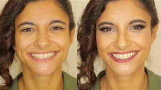 Tutorial - Maquilhagem para convidada de casamento | Sara Ferreira