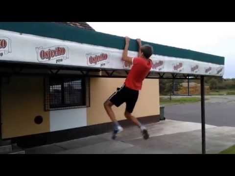 Joe 2nd Parkour