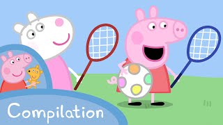 getlinkyoutube.com-Peppa Pig - Sports compilation