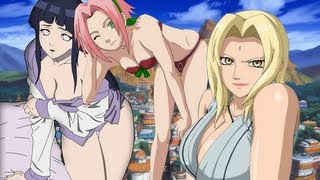 getlinkyoutube.com-Top 10 Sexiest Females of Naruto