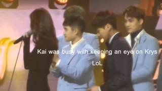 getlinkyoutube.com-Kaistal ( 카이스탈 ) Moment @ 160121 GDA AWARD