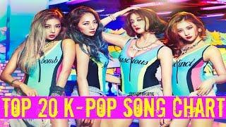 getlinkyoutube.com-K-POP SONG CHART [TOP 20] AUGUST 2015 [WEEK 1]