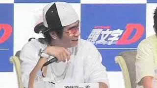 getlinkyoutube.com-2004 Initial D Press Conference 頭文字 D 日本記者會  01