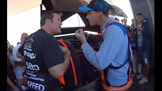 getlinkyoutube.com-DAKAR 2015: - Discusion Robby Gordon YPF Campana Arg -
