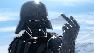 getlinkyoutube.com-THE EMPIRE IS SCARY! (Star Wars Battlefront Funny Moments)