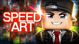 getlinkyoutube.com-Speed ART - Arcano [ @YuriDasQuebrada ]