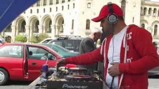 getlinkyoutube.com-DJ DRIVE at MAGAVTO (7 April 2013)