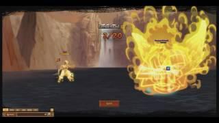 "getlinkyoutube.com-Unlimited Ninja:  Ri Samsara: Normal ""Kat!"""