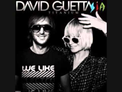 David Guetta & Sia- Titanium (Audio)