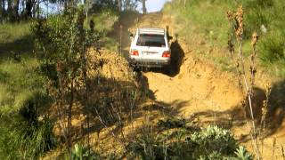 getlinkyoutube.com-Toyota Land Cruiser 105 Arb Diff Lock Testing. Can your 4x4 do this?