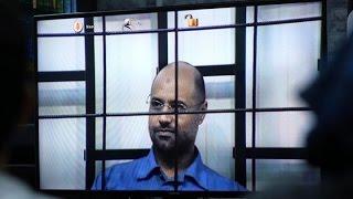 Saïf al-Islam, le fils de Mouammar Kadhafi, amnistié et libéré de prison