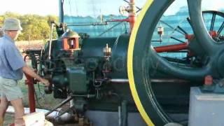 getlinkyoutube.com-Hornsby Oil Engine 100 HP