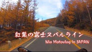getlinkyoutube.com-紅葉の富士スバルライン |Triumph DAYTONA675【モトブログ】